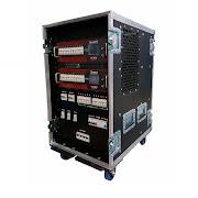 Bespoke 24Way LSC Patchable PowerDim front angled