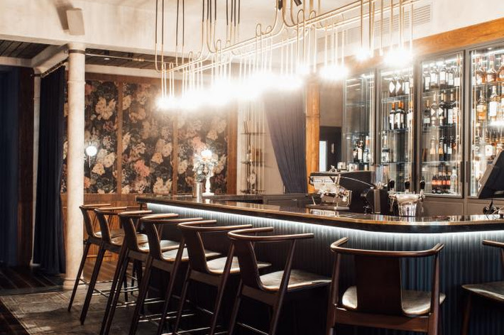 Фото №7 зала Ресторан «Гроза»