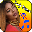 Lady Ponce without internet icon