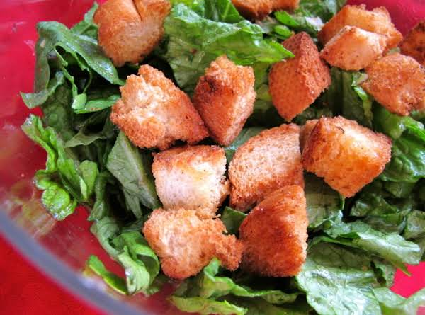 Kicked Up Croutons