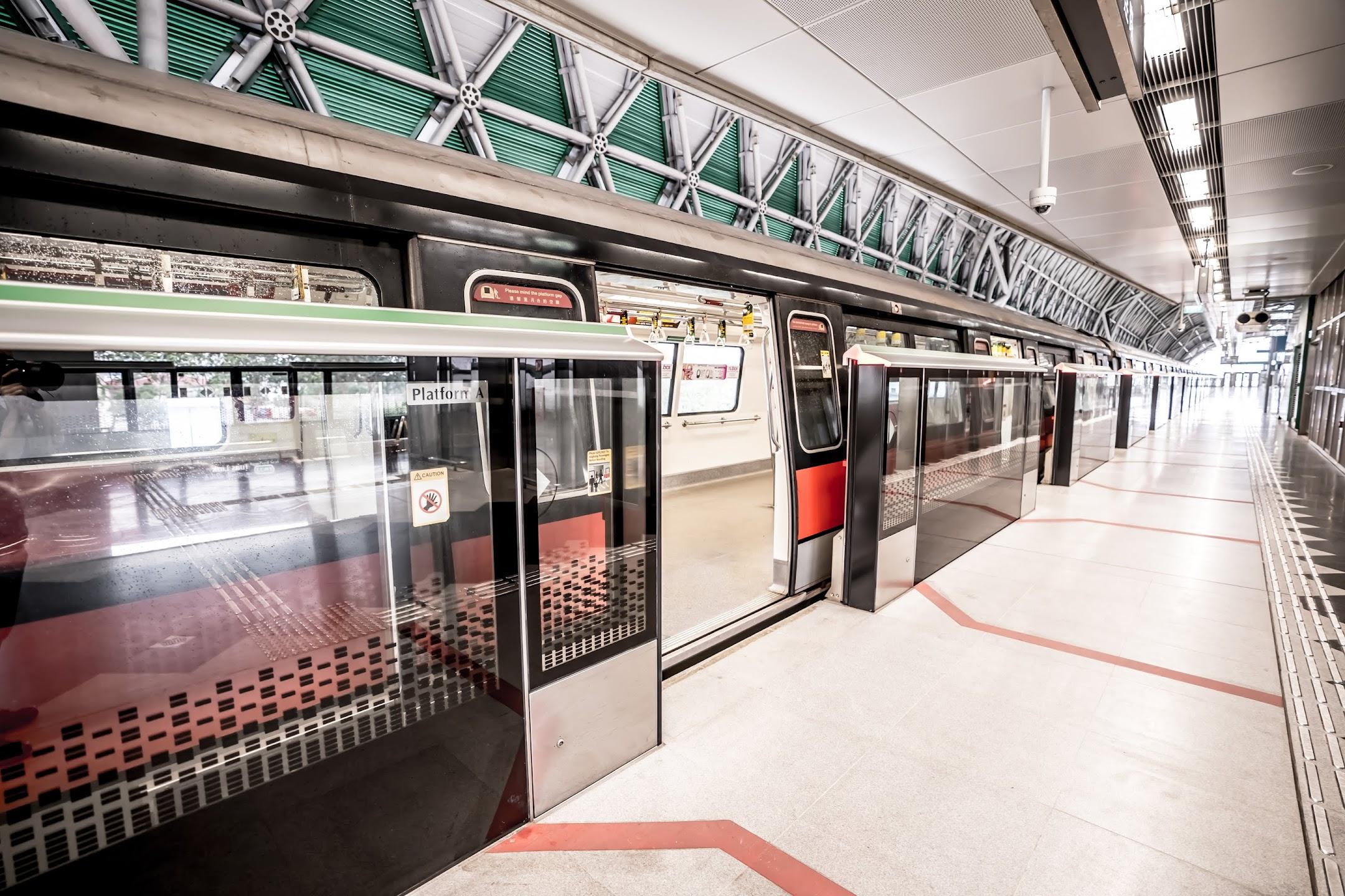 Singapore MRT4