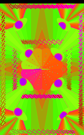 Psychedelic Lens LWP - BETA screenshot 2
