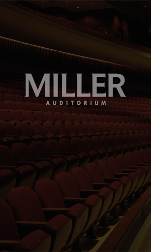 Miller Auditorium Box Office