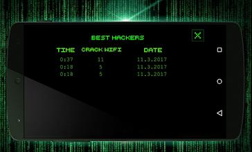 Wifi Password Hacker clicker screenshot thumbnail