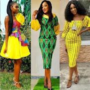 Robes Courte Africaine