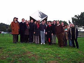 Photo: School on Geometric Motions Rome 2004