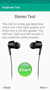 Earphone Test - náhled