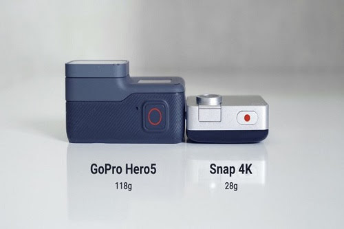 Camera siêu nhỏ chỉ bằng cái bánh quy có thể quay video 4k-1