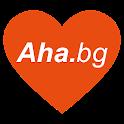 Знакомства и общение AHA.BG icon