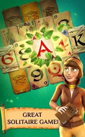 0 Pyramid Solitaire Saga App screenshot
