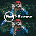 Find Difference Game icon