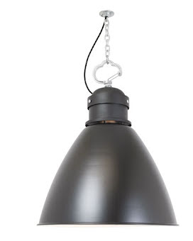 Davey Lighting Large 7380 Taklampa Svart 53 cm - lavanille.com