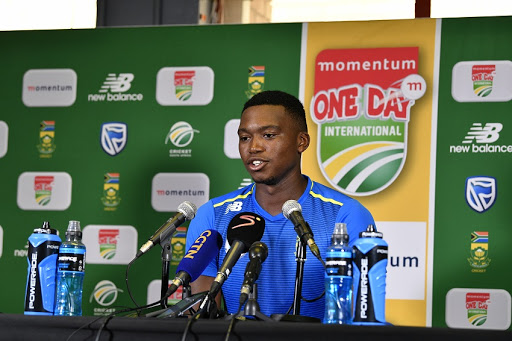 Lungi Ngidi joins Anrich Nortjé on IPL sidelines