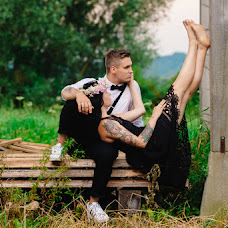 Wedding photographer Sebastian Srokowski (patiart). Photo of 03.08.2017