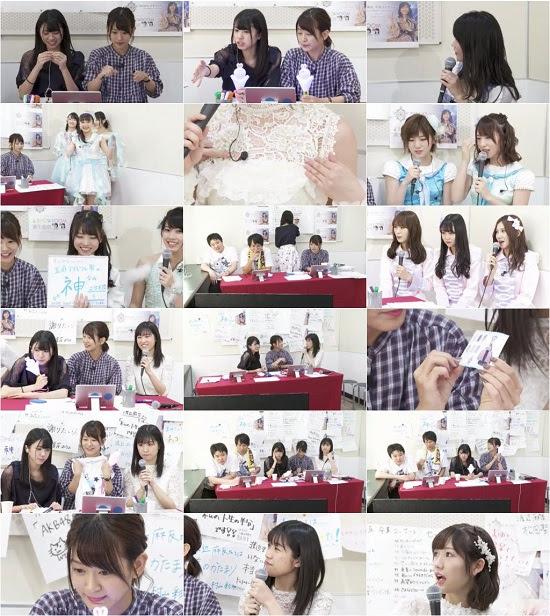 (Web)(360p) AKB48渡辺麻友畢業コンサート SHOWROOM裏生配信! 171031