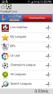 biNu: News & Soccer screenshot 5