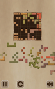 Rotate block. Puzzle - náhled