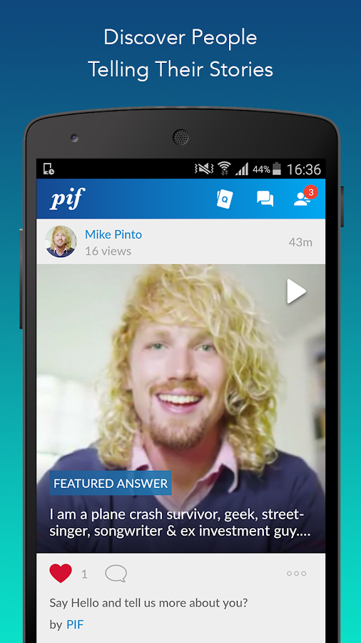PIF - Video Ask Me Anything- screenshot