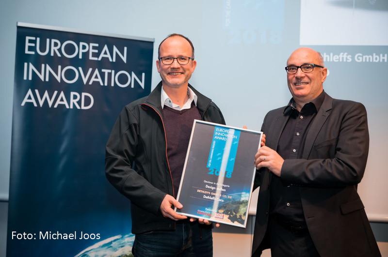 Premio Europeo a la Innovación 2018