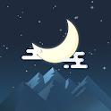 White Noise for Calm:Sleep Nature Sound icon