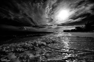 Photo: beach noire ...
