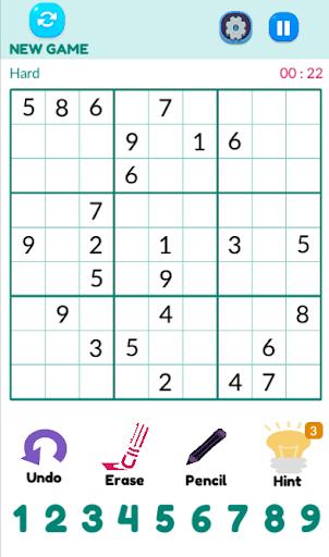 Sudoku 1.1.1 screenshots 1