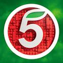 Пятёрочка. LEGO icon