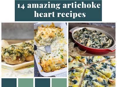 14 Amazing Artichoke Heart Recipes
