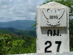 Photo: Chiang Mai - Samoeng loop, road 1096 to Mae Rim