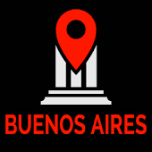 Buenos Aires Travel Guide Map