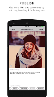 Photo Effects, Filters, Hashtags & Likes Predictor- screenshot thumbnail