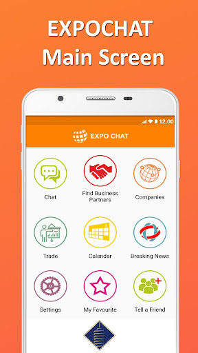 Download EXPO CHAT Business Messenger on PC & Mac with