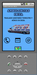 Ambulancias Ibiza- screenshot thumbnail