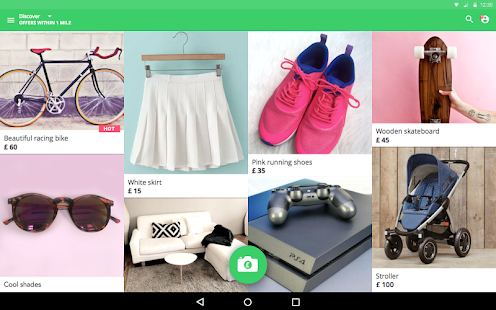 Shpock boot sale & classifieds Screenshot 7