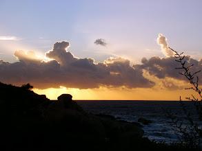 Photo: #021-Coucher de soleil au Club Med de Sant'Ambroggio