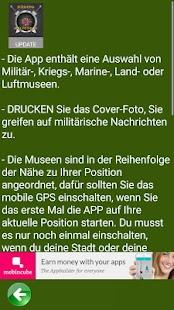 Reiseführer Militär-Museen - náhled