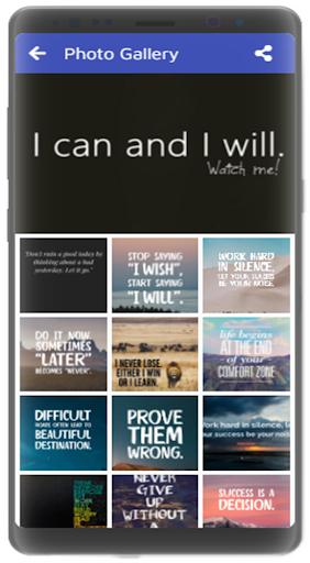 Motivational Quotes Wallpapers 2021 screenshot 1
