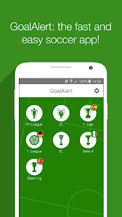 GoalAlert Football Live Scores- screenshot thumbnail