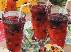 April Fools:  Berry Soda Recipe