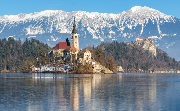 Church of the Mother of God on the Lake