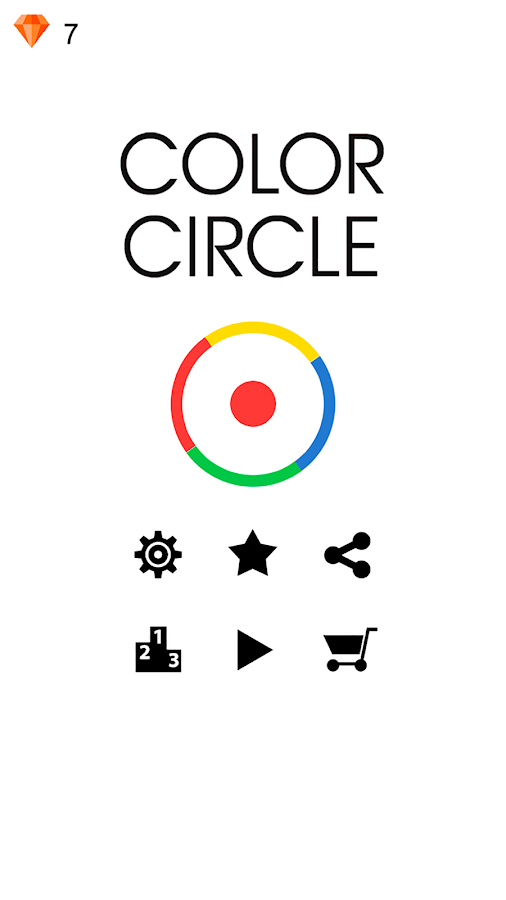 Color Circle- screenshot