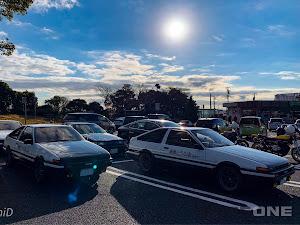 スプリンタートレノ AE86 GT-APEXのカスタム事例画像 イチDさんの2021年01月23日20:39の投稿