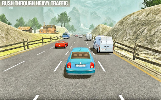 ud83cudfce Crazy Car Traffic Racing: crazy car chase 3.0 screenshots 7