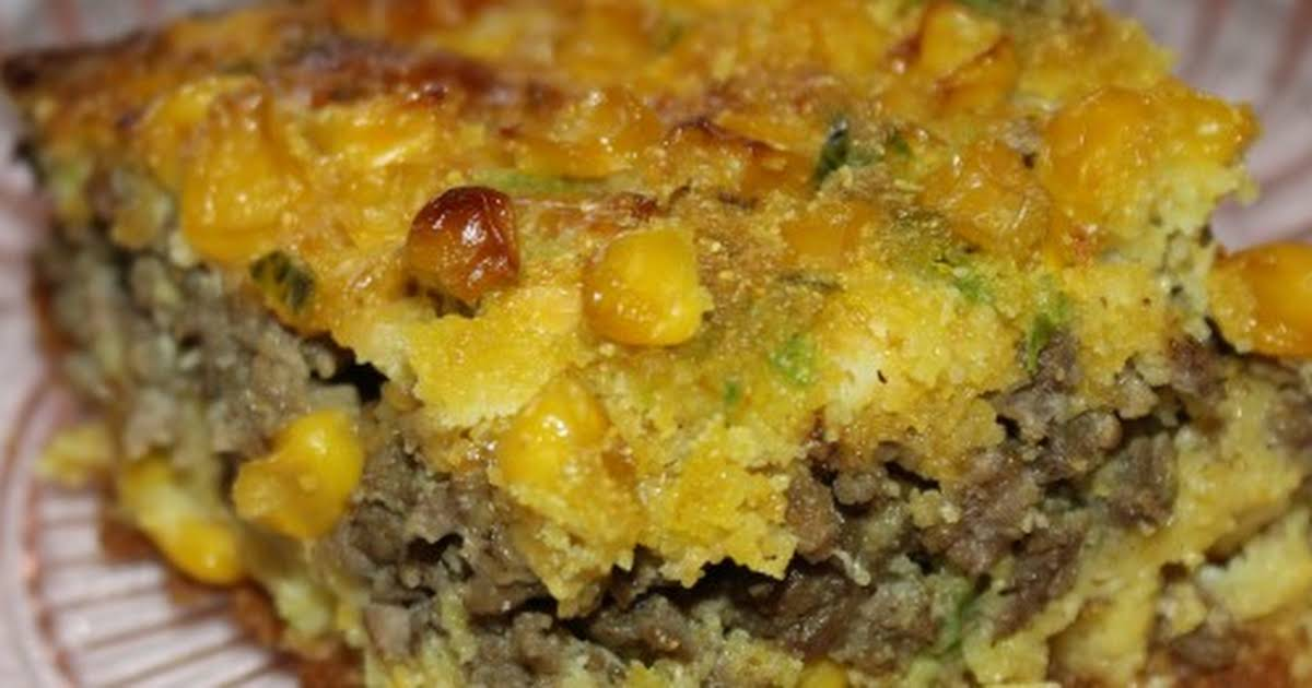 10 Best Cornbread Ground Beef Casserole Recipes