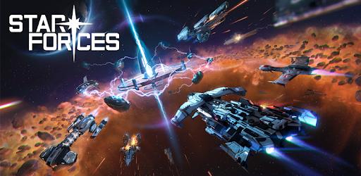 Star Forces: Jeu de tir dans l'espace captures d'écran