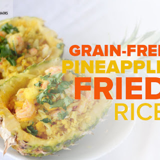Grain-Free Pineapple Fried Rice