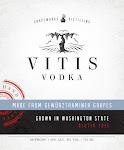 Vitis Gewürztraminer Vodka