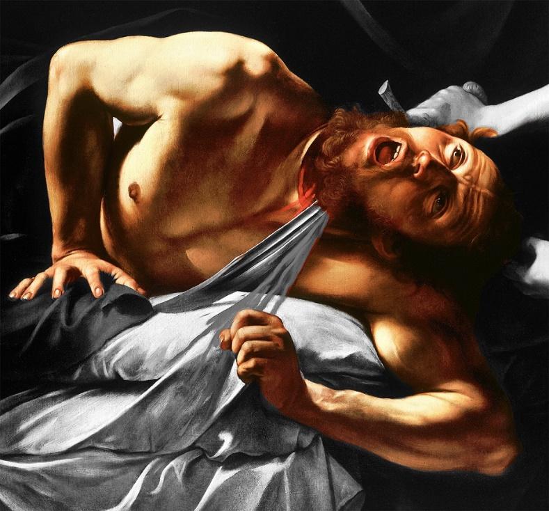 Giuditta e Oloferne di Caravaggio: analisi