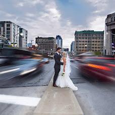 Wedding photographer Paul Couvrette (couvrette). Photo of 28.03.2018