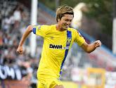 Anderlecht a fait une offre à Saint-Trond pour son attaquant
